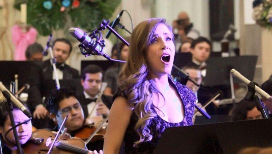 Recital virtual a cargo de una soprano guatemalteca por el Día de la Madre | Mayo 2020