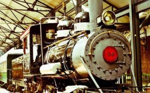 Hora y canal para ver el recorrido por el Museo del Ferrocarril   Mayo 2020