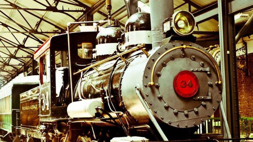 Hora y canal para ver el recorrido por el Museo del Ferrocarril | Mayo 2020