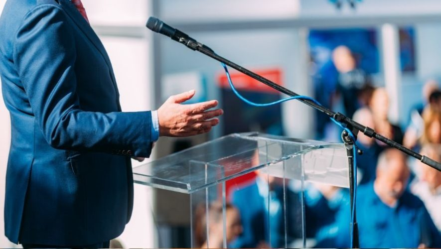 Seminario en línea para aprender a hablar en público | Mayo 2020