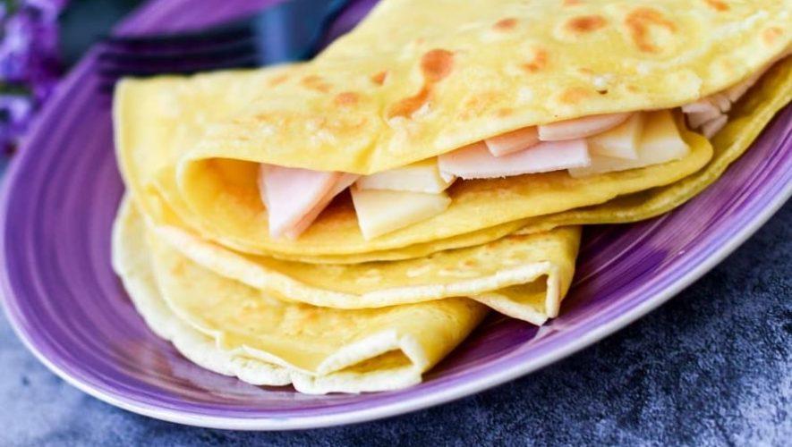 Taller de cocina para preparar crepas en casa | Mayo 2020