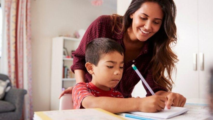 Taller de organización escolar en casa | Mayo 2020