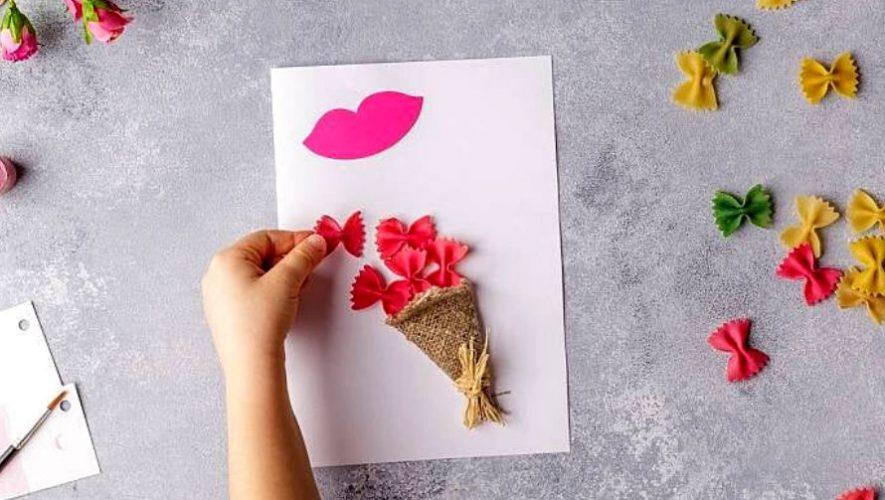Taller gratuito para elaborar una tarjeta por el Día de la Madre | Mayo 2020