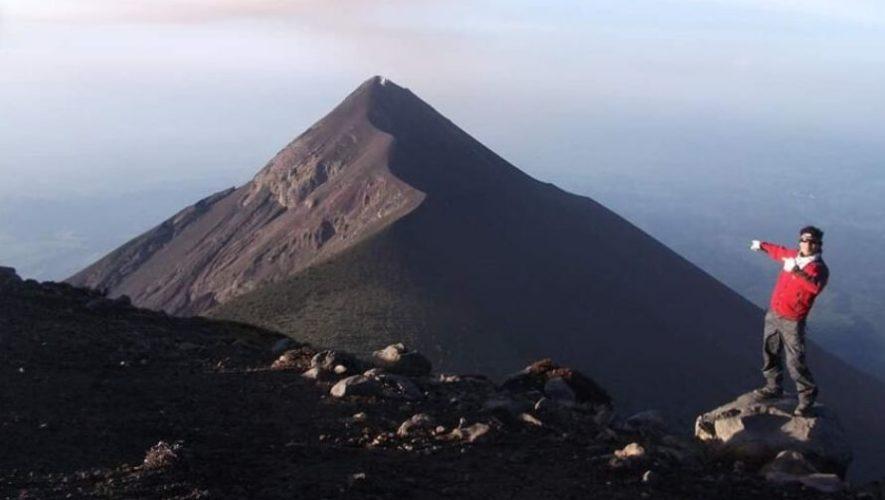 Tour virtual por el Volcán Acatenango | Mayo 2020