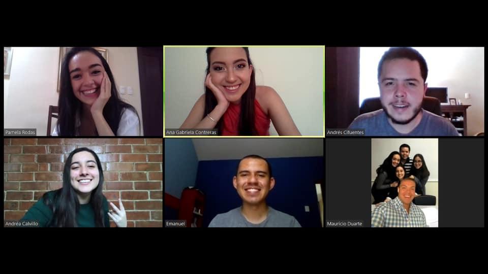 Universitarios guatemaltecos ganaron segundo lugar en la competencia virtual Moot Madrid 2020
