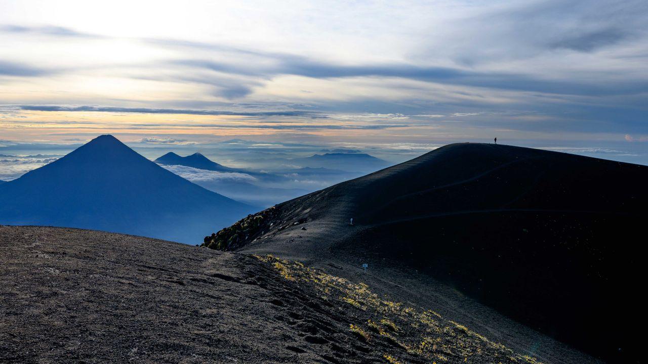 Volcanes Guatemala Nat Geo Reino Unido