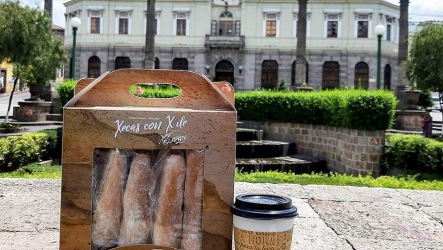 Xelapán, la famosa panadería con más de 30 años en Quetzaltenango
