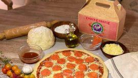 Ingredientes de pizza a domicilio