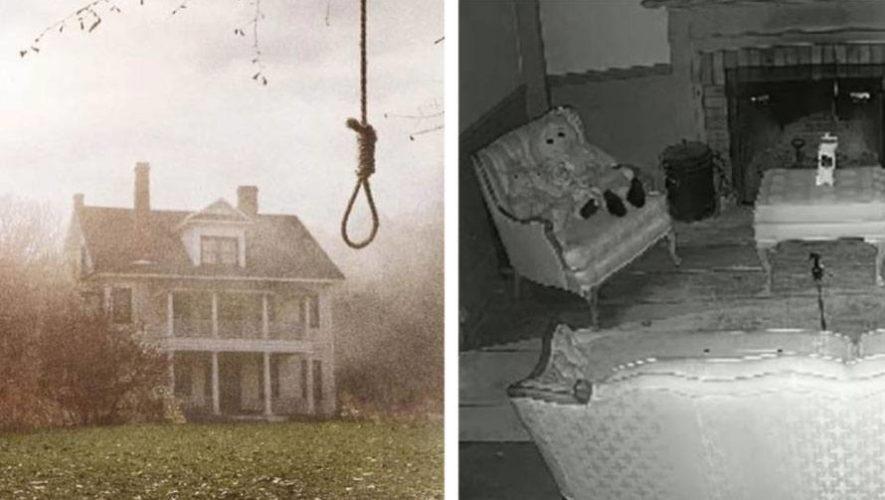 """Transmisión en vivo desde la casa que inspiró la película de terror """"El Conjuro"""""""