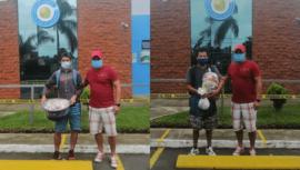 COVID-19: Guatemaltecos recolectan víveres para ayudar a los asistentes de cancha