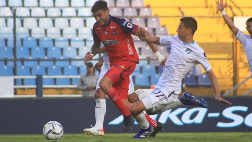 Calendario del Torneo Apertura 2020 de la Liga Nacional Mayor
