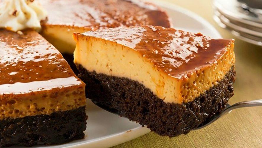 Clase de cocina para preparar un pastel imposible | Junio 2020