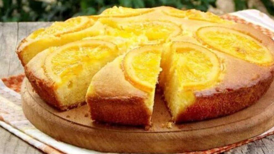Clase de cocina para preparar un pastel invertido de naranja | Junio 2020