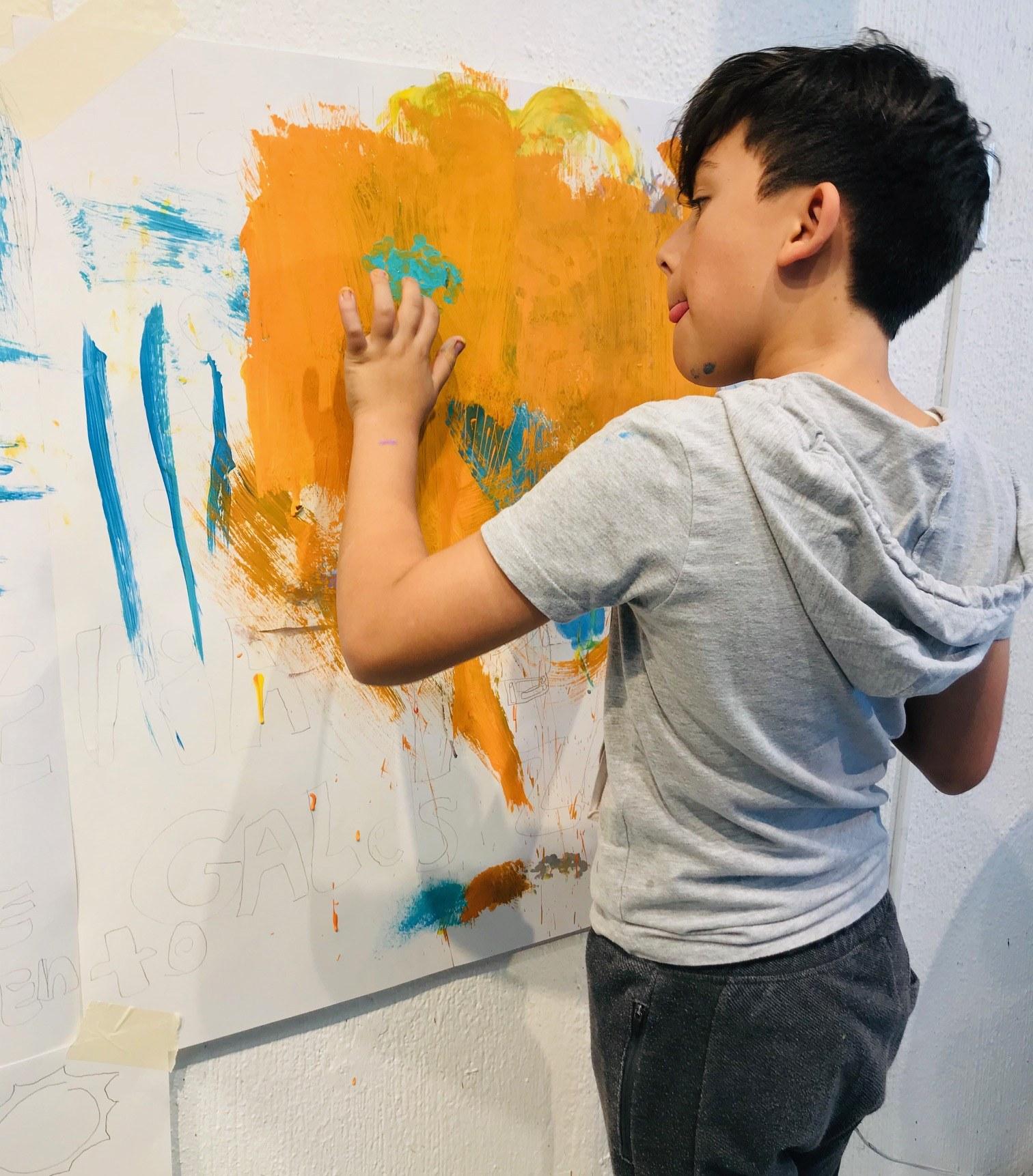Clases de pintura en línea