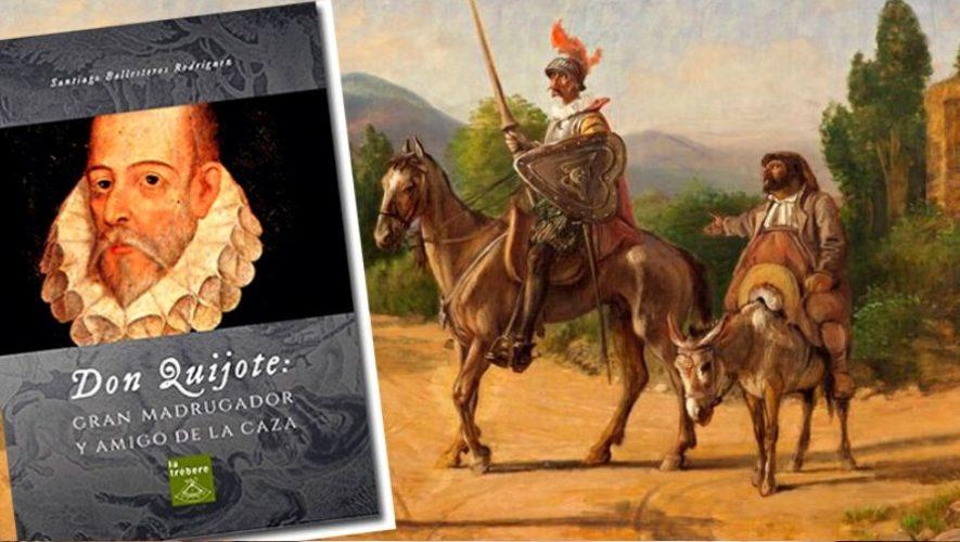 Club de Lectura en línea: Don Quijote de la Mancha | Junio 2020