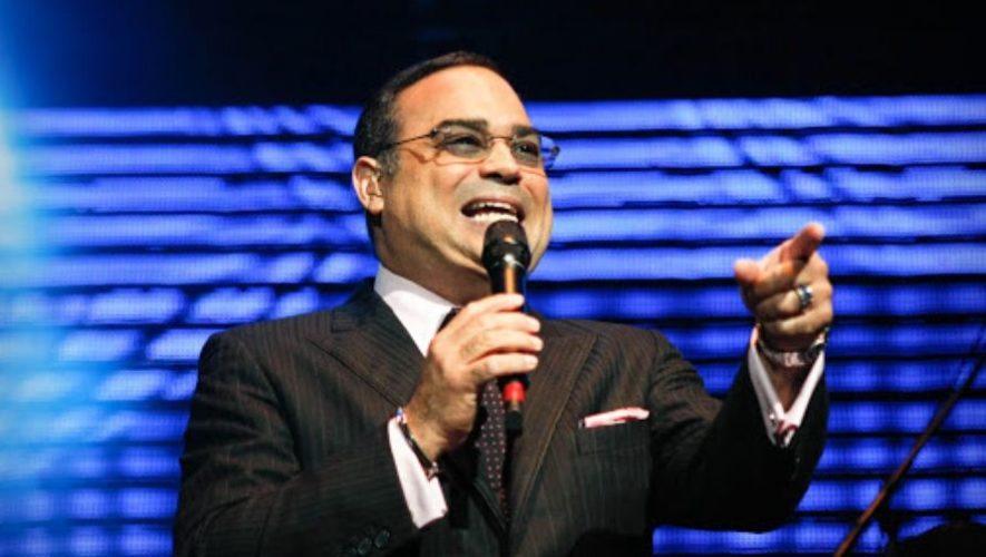 Hora en Guatemala del concierto en línea de Gilberto Santa Rosa | Junio 2020