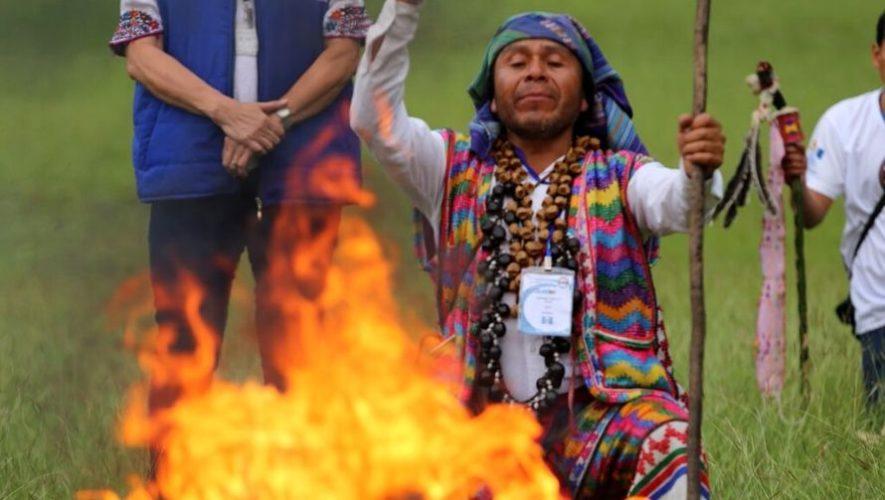 Conferencia en línea acerca de espiritualidad maya | Junio 2020