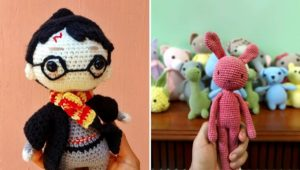 Curso en línea para aprender a tejer personajes amigurumi | Junio 2020