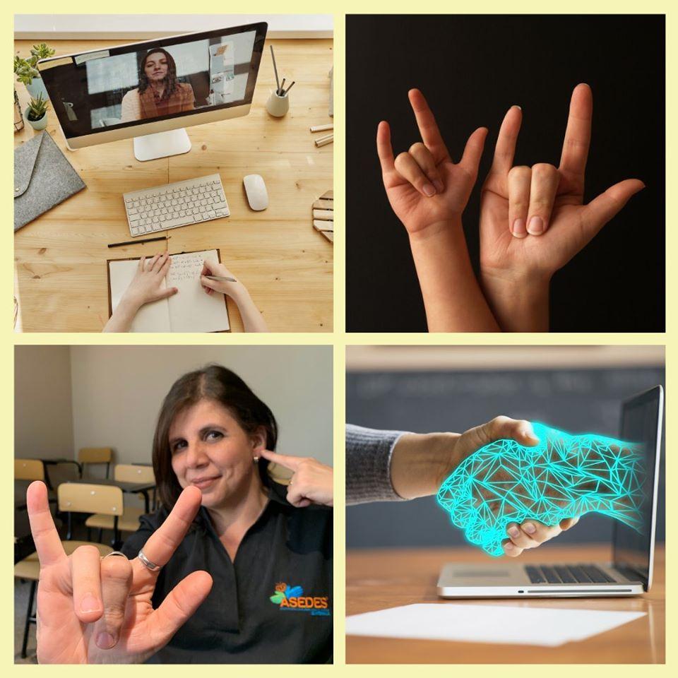 Cursos en línea de lengua de señas para guatemalteco