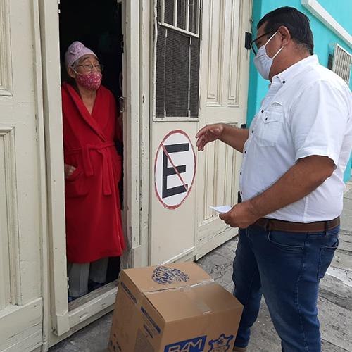 Despensa para Compartir en Guatemala