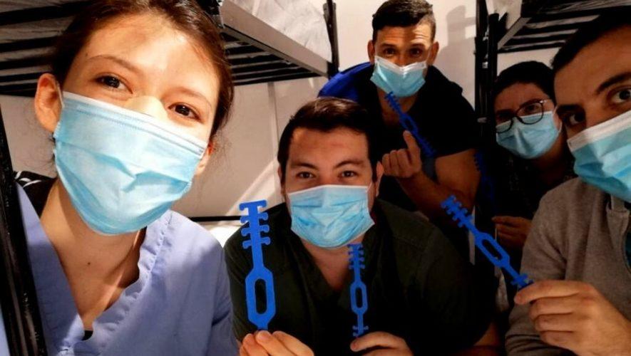 Ear Savers Guatemala, emprendimiento social que apoya a los médicos guatemaltecos