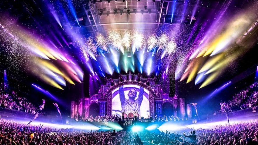 El festival Tomorrowland llegará a Guatemala de forma virtual   Julio 2020