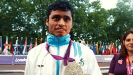 Erick Barrondo sobresale entre los mejores marchistas latinoamericanos en Juegos Olímpicos