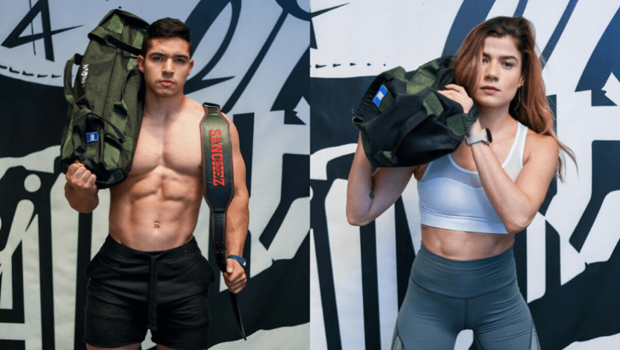 Erick Sánchez y Karla Micheo ofrecen nuevo accesorio deportivo para entrenar en casa