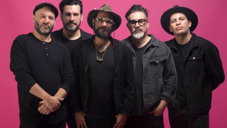 Estreno del nuevo álbum Santiago 14º 91º de Bohemia Suburbana | Junio 2020