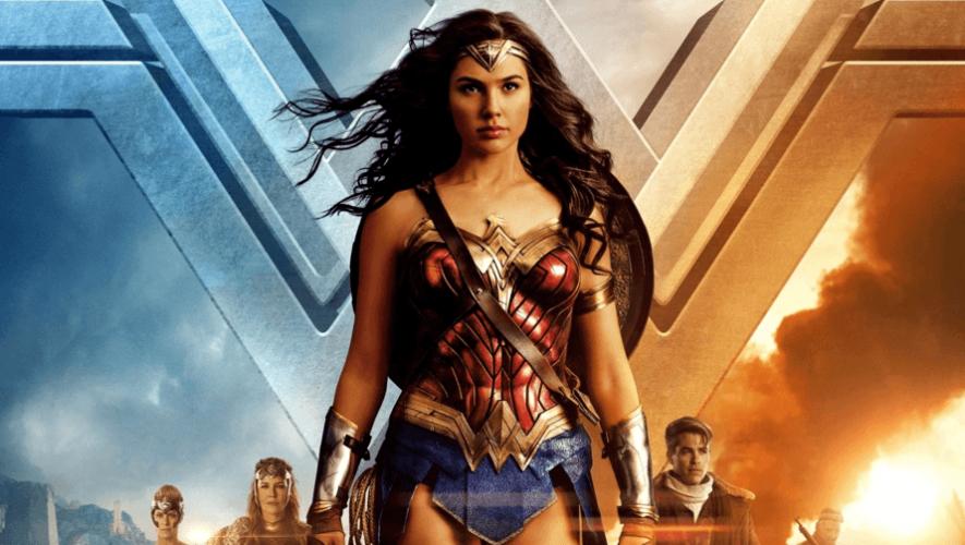 Estreno en Netflix Guatemala de Wonder Woman | Junio 2020