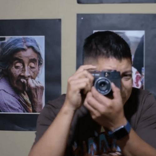 Fotógrafo guatemalteco