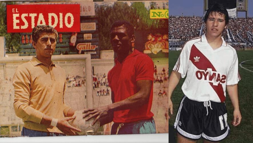 Futbolistas guatemaltecos que han destacado en equipos de Sudamérica