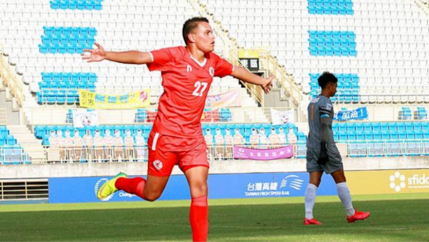 Gerardo Rabré marcó los goles de la victoria del Red Lions contra el Tatung, en Taiwán