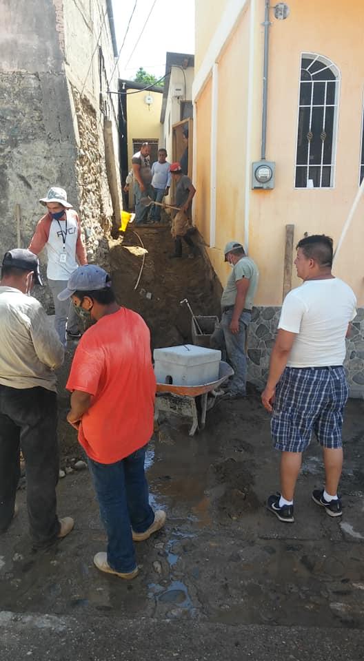 Guatemaltecos construyeron rampa de acceso para Milo Rodas en Gualán, Zacapa 2020