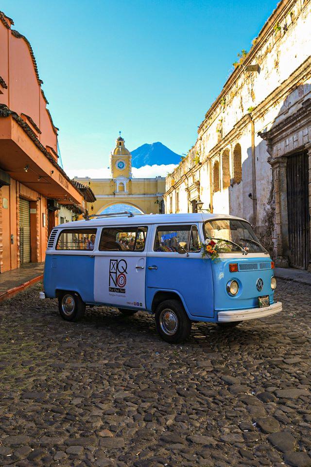Guía de Inguat para empresas de transporte turístico en Guatemala