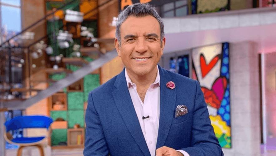 Héctor Sandarti conducirá Minuto para Ganar VIP 2020, programa de Televisa en México