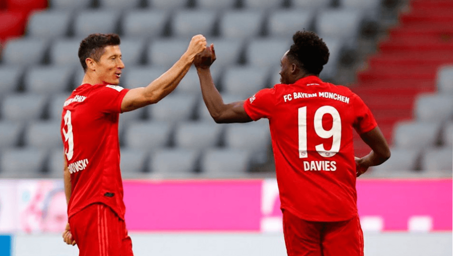 Hora y canal para ver en Guatemala el partido Leverkusen vs. Bayern Múnich, junio 2020