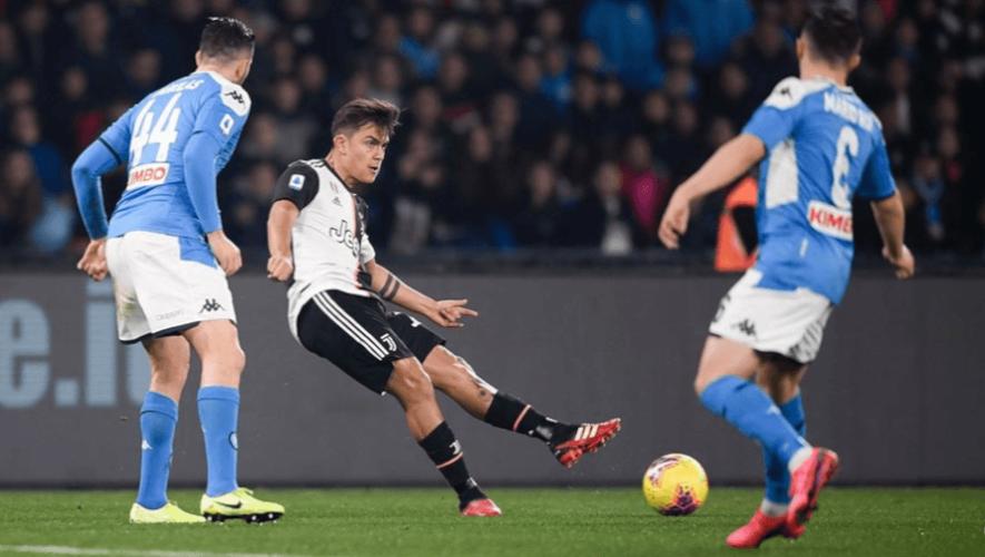 Hora y canal para ver en Guatemala la final Juventus vs. Napoli, Copa Italia 2020