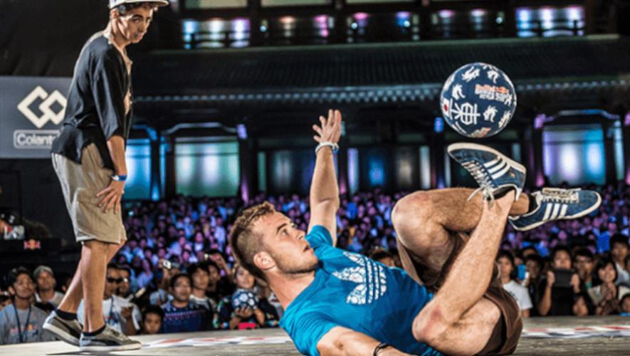 Invitan a guatemaltecos a participar en el torneo de Red Bull Street Style 2020