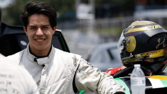 Juan Hernández representará a Guatemala en el Porsche Latin America Virtual Racing Series