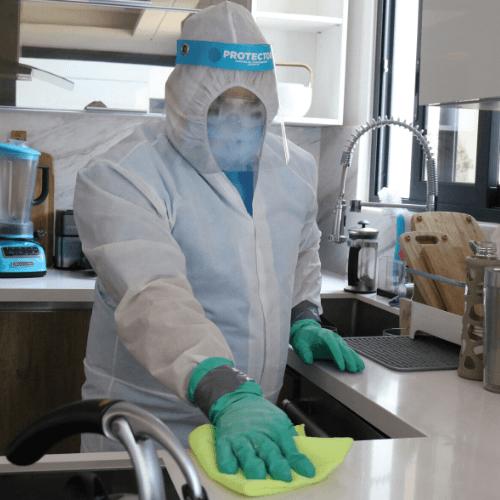 Limpie, S.A. se adapta y ofrece servicios de limpieza en espacios físicos durante COVID-19