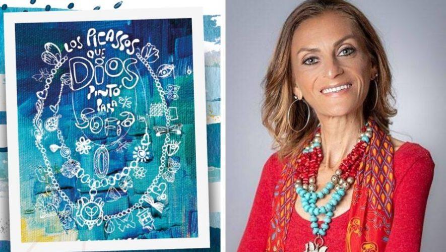 Los Picassos que Dios pintó para Sofía, el primer libro de Sofía Hegel (1)