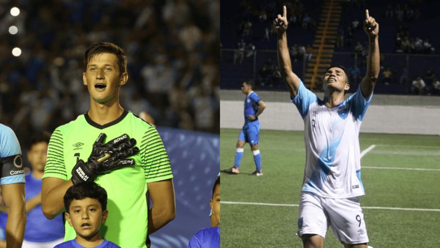 Luis Martínez y Nicholas Hagen podrían jugar en el extranjero