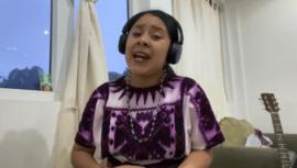 Más de 30 artistas guatemaltecos interpretaron Resistiré para dar esperanza ante COVID-19