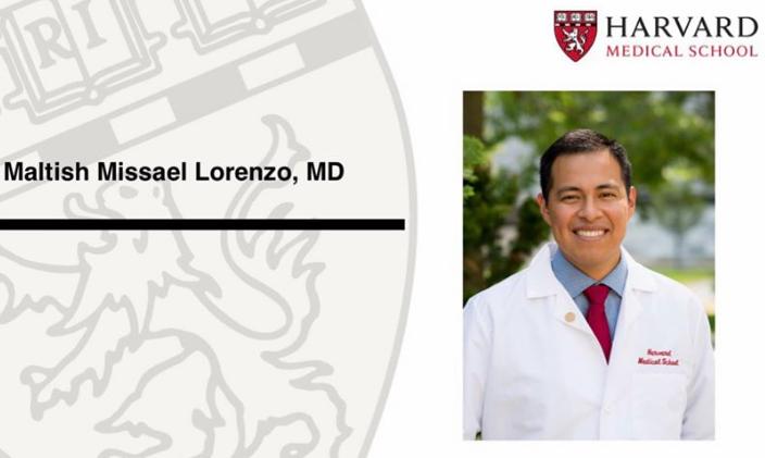 Médico de Huehuetenango en Harvard