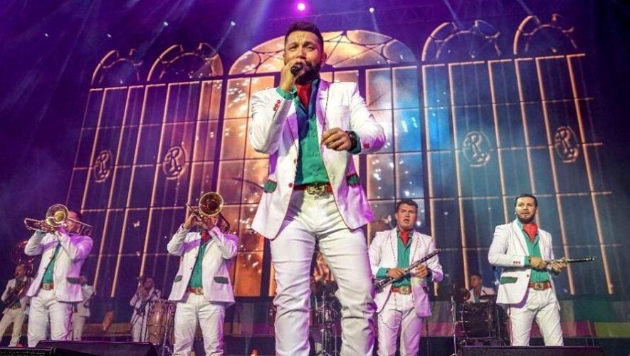 Mira en Guatemala del concierto en línea de la banda El Recodo | Julio 2020