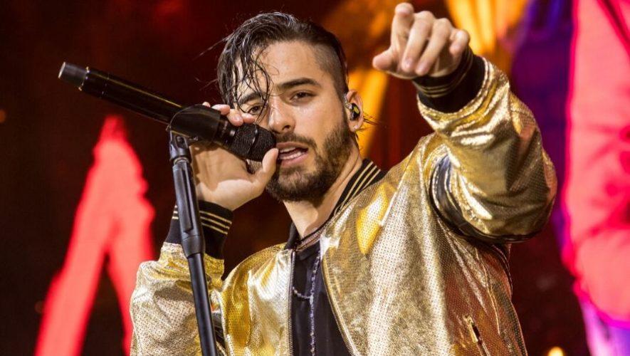 Mira en Guatemala el concierto en línea de Maluma | Junio 2020