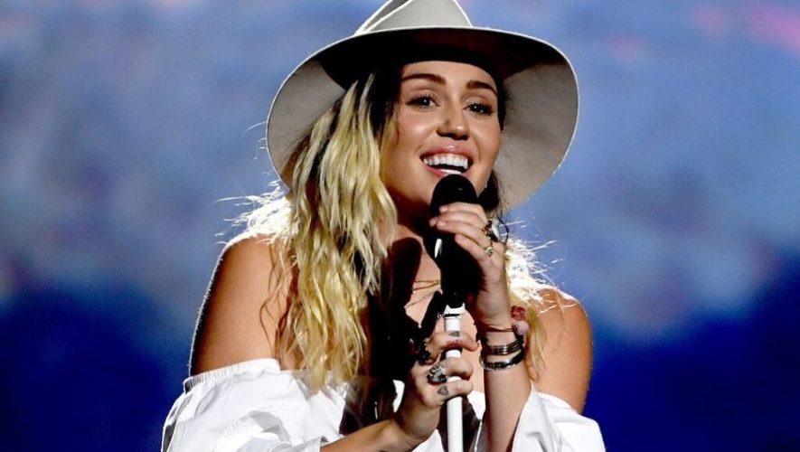 Mira en Guatemala el concierto en línea de Miley Cyrus | Junio 2020