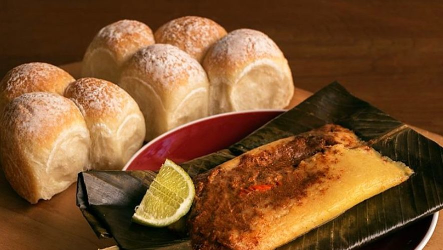 Panadería De Imeri ofrece tamales de arroz a domicilio en la Ciudad de Guatemala