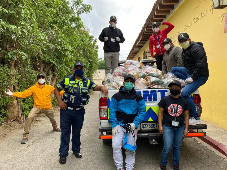 Paquetes Dignos para las familias guatemaltecas
